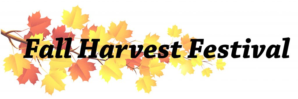 Fall Harvest Festival Logo