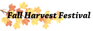 Fall Harvest Festival Logo clear