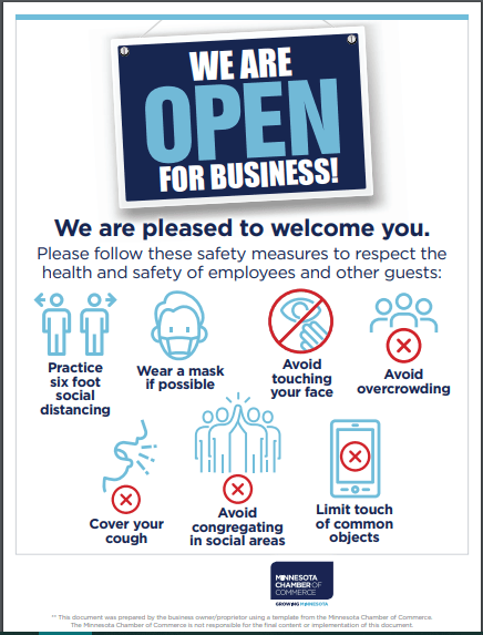 MN Chamber Poster