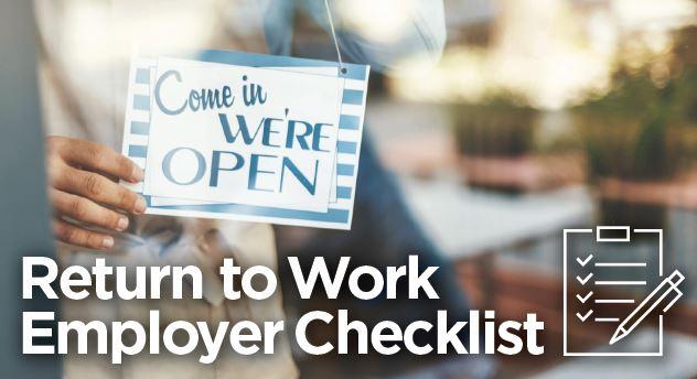 MN Chamber Return to Work Checklist