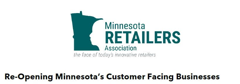 Reopening Business- MN Retailers
