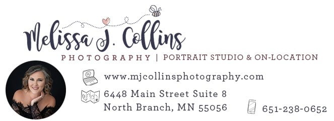 Studio & Location Portrait Photography North Branch, MN